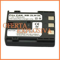 Bateria Recargable Nb-2lh P/camara Video Canon Hv20 Hv30