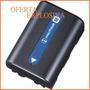 Bateria Recargable Np-fm50 Np Fm55h Camara Sony Handycam