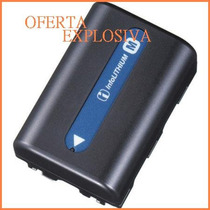 Bateria Recargable Np-fm50 P/camara Video Sony Dcr-trv138