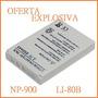 Bateria Li-ion Recargable Li-80b Camara Digital Olympus T100