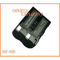 Bateria Recargable Np-400 P/camara Konica Minolta Dimage A1
