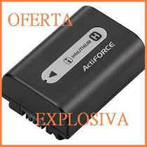Bateria Recargable Np-fh50 P/video Camara Sony Dcr-dvd710