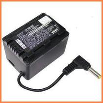 Bateria Recargable Vw-vbk180 Video Camara Panasonic Sdr-h86