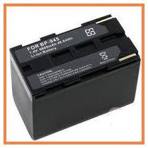 Bateria 12 Horas Recargable Bp-945 Video Camara Canon Xl2