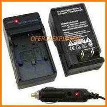 Cargador C/smart Led P/bateria Samsung Bp-70a Camara Pl100