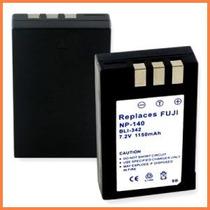 Bateria Li-ion Recargable Np-140 Para Camara Fuji Finepix