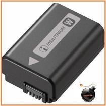 Bateria Li-ion Np-fw50 Camara Sony Alpha Nex C3 Nex-c3 Nex7