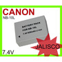 Bateria Camara Digital Canon Nb-10l Powershot Sx40 Sx-40