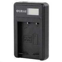 Ourai Fuji Np-w126 Cargador De Batería Para Finepix Hs30exr