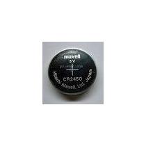 Paquete De 5 Pilas Bateria Cr2450, Cr2450 2450 Ecr2450 Kcr24