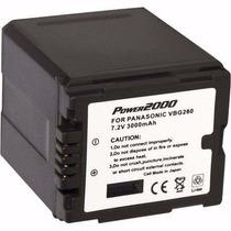 Batería Recargable Acd-757 Para Panasonic Power 2000