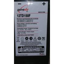 Bateria Ciclo Profundo Solar Genesis 150ah 12td150f