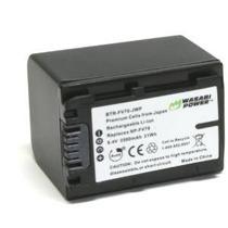 Batería De Alimentación Wasabi Para Sony Np-fv70 Y Sony Dcr-