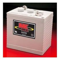 Batería Agm 8agc2 Carros De Golf Y Plataformas De Tijera