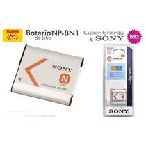 Batería Para Cámara Fotográfica Sony Tipo N Original