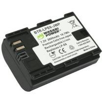 Batería De Alimentación Wasabi Para Canon Lp-e6 Lp-e6n Y Can