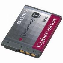 Batería Para Cámara Fotográfica Sony Tipo T Original