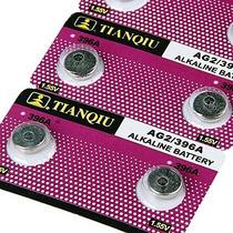 Pilas Baterias Tipo Botón Ag2 Ag4 Ag6 Ag7 Blister C/10 Pilas