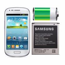 Bateria Pila Samsung Galaxy S3 Mini I8190 1500 Mah