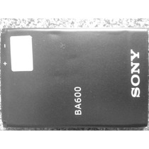 Bateria Celular Pila Sony Ba600