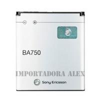 Bateria Sony Ericsson Ba750 Xperia Arc S X12 100% Nueva