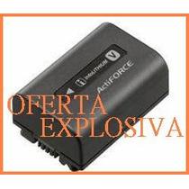 Bateria Np-fv50 Video Camara Sony Handycam Dcr-dvd103 Dvd105
