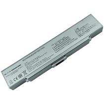 Bateria Sonyvaiobps9vgn-cr13/p Vgn-cr13/r Plata 6celdas