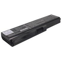 Bateria Pila Toshiba U600 M900 A660 C650 L310 M500 U400 T135