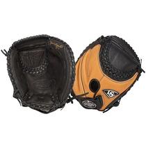 Guante De Catcher Softbol 33 M2 Mendoza Lousville Slugger