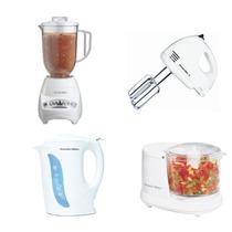 Paquete Cocina Licuadora Hervidor Agua Batidora Procesador