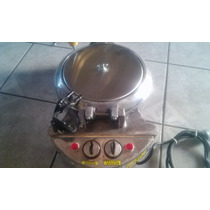 Tortilladora Manual Eléctrica Para Tortilla De Harina
