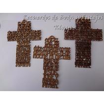 5 Cruces Angel De La Guarda, Padre Nuestro Ave Maria Bautizo