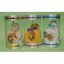 10 Recuerdos Invitación Bautizo Baby Shower Toalla Hm4