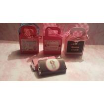 Bonitos Chocolates/mini Bolsita Personalizada Para Eventos!