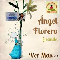 Centros De Mesa Angelitos De Vitral, Baurizo,comunion,bodas