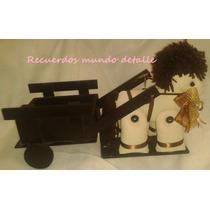 Centros De Mesa, Baby Shower, Bautizo, Caballitos De Manta