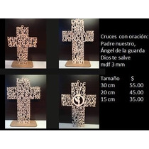 Cruces Mdf Marcos