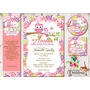 Invitaciones Bautizo Babys Shower Kits Imprimible
