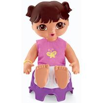 Tb Dora La Exploradora Fisher-price Ready For Potty Baby