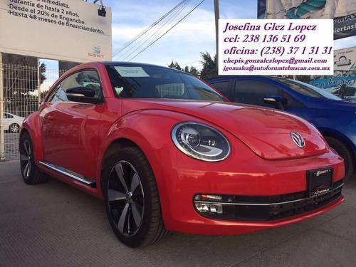 Beetle 2.0 Turbo Con Faros Leds A Super Precio¡¡¡