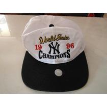Gorra New York Yankees 1996 World Series Champions Baseball