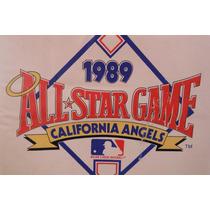 Cojin Estadio 1989 All Star Game California Angels Baseball