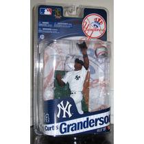 Mcfarlane Mlb Curtis Granderson Serie 27 New York Yankees
