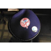 Estuche Para Cd Dvd Blu Ray New York Yankees Mlb Baseball