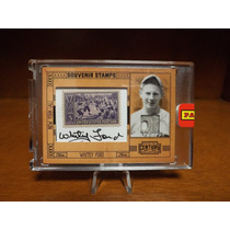Yankees Whitey Ford Autografo Unica!! 1/1