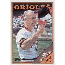 1988 Topps Cal Ripken Sr. Baltimore Orioles