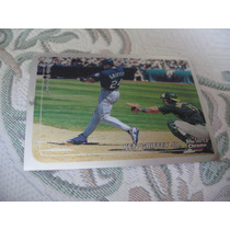 1999 Topps Super Chrome Ken Griffey Jr Seattle Mariners