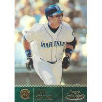 2001 Topps Gold Label Class 1 Edgar Martinez Dh Mariners