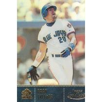 2001 Topps Gold Label Class 1 Brad Fullmer Dh Blue Jays