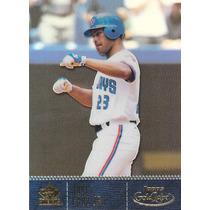 2001 Topps Gold Label Class 1 Jose Cruz Jr Of Blue Jays